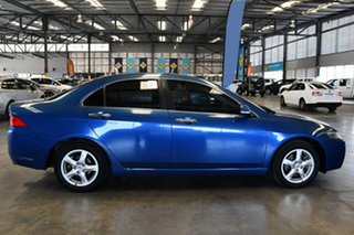 2004 Honda Accord Euro Blue 6 Speed Manual Sedan