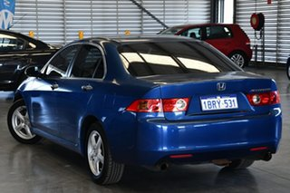 2004 Honda Accord Euro Blue 6 Speed Manual Sedan.