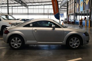 2003 Audi TT MY2003 Silver 6 Speed Sports Automatic Coupe