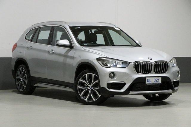 Used BMW X1 F48 MY18 xDrive 25I, 2018 BMW X1 F48 MY18 xDrive 25I Silver 8 Speed Automatic Wagon