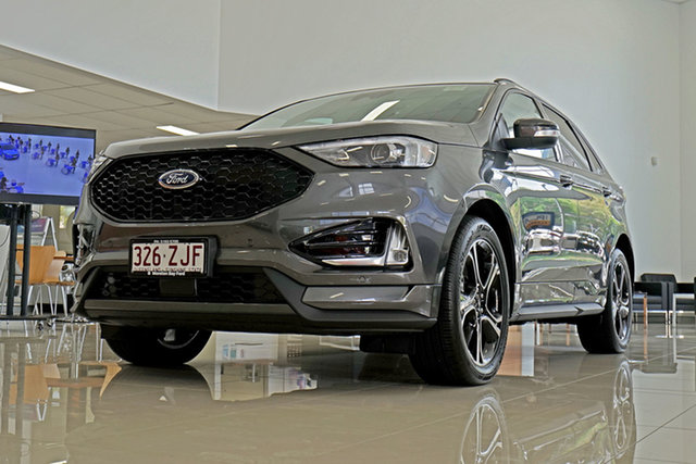 Used Ford Endura CA 2019MY ST-Line SelectShift AWD, 2018 Ford Endura CA 2019MY ST-Line SelectShift AWD Magnetic 8 Speed Sports Automatic Wagon