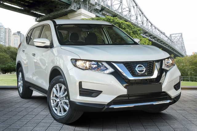 Demo Nissan X-Trail T32 Series II ST 2WD, 2019 Nissan X-Trail T32 Series II ST 2WD Ivory Pearl 6 Speed Manual Wagon