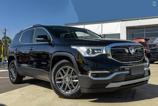 New Holden Acadia AC MY19 LTZ 2WD, 2019 Holden Acadia AC MY19 LTZ 2WD Gb8 9 Speed Sports Automatic Wagon