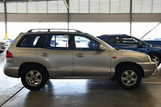 2004 Hyundai Santa Fe SM MY04 GLS Silver 4 Speed Sports Automatic Wagon