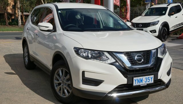 Demo Nissan X-Trail T32 Series II ST X-tronic 2WD, 2019 Nissan X-Trail T32 Series II ST X-tronic 2WD Snow Storm 7 Speed Constant Variable Wagon