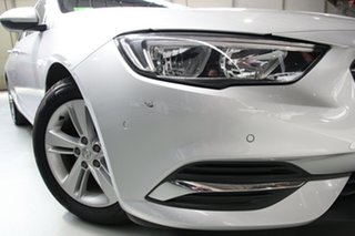 2018 Holden Commodore ZB LT Nitrate 9 Speed Automatic Liftback.