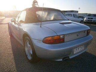 1998 BMW Z3 E36-7 Silver 5 Speed Manual Roadster