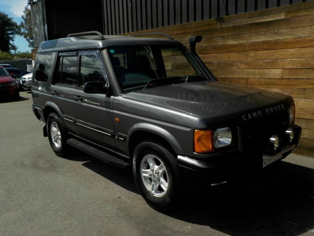 Used Land Rover Discovery II 01MY Td5, 2001 Land Rover Discovery II 01MY Td5 Grey 4 Speed Automatic Wagon
