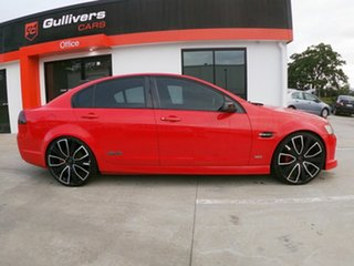 2007 Holden Commodore VE SS Red 6 Speed Manual Sedan