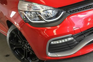 2014 Renault Clio IV B98 R.S. 200 EDC Sport Red 6 Speed Sports Automatic Dual Clutch Hatchback.