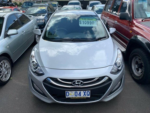 Used Hyundai i30 GD2 Active, 2014 Hyundai i30 GD2 Active Silver 6 Speed Manual Hatchback