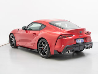 2019 Toyota Supra GR DB42R GTS Red 8 Speed Automatic Coupe
