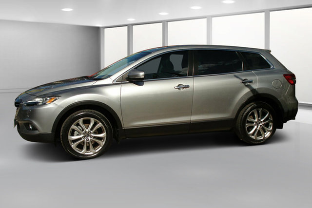 Used Mazda CX-9 TB10A5 Grand Touring Activematic AWD, 2012 Mazda CX-9 TB10A5 Grand Touring Activematic AWD Grey Metallic 6 Speed Sports Automatic Wagon