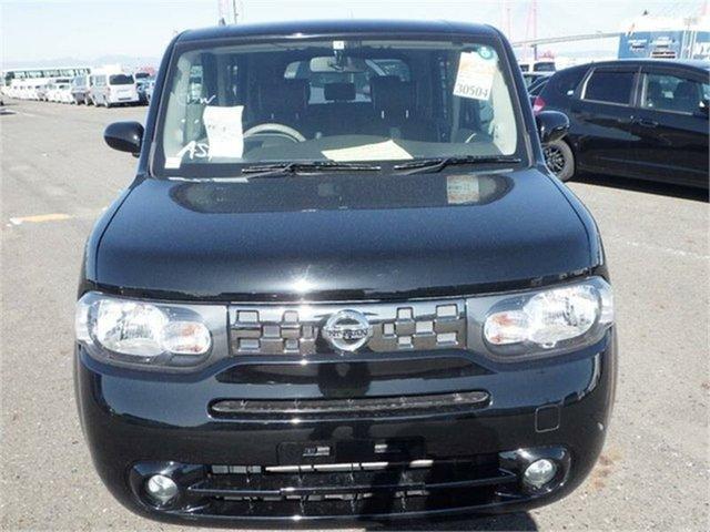 Used Nissan Cube  , 2014 Nissan Cube Black