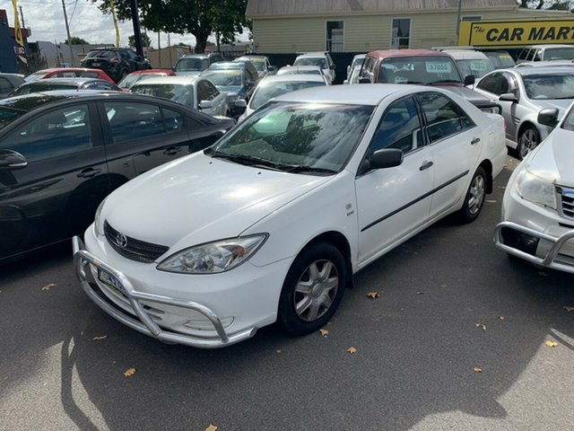Used Toyota Camry ACV36R Altise, 2004 Toyota Camry ACV36R Altise White 4 Speed Automatic Sedan