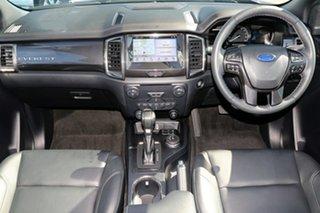 2019 Ford Everest UA II 2019.00MY Titanium 4WD Blue 10 Speed Sports Automatic Wagon