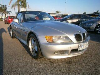 1998 BMW Z3 E36-7 Silver 5 Speed Manual Roadster.