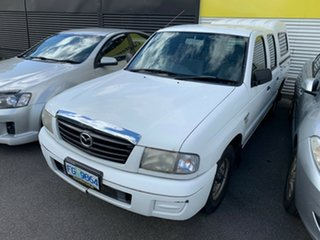 2005 Mazda Bravo B2600 DX Bravo Plus White 5 Speed Manual Utility.
