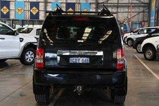 2010 Jeep Cherokee KK Limited (4x4) Black 4 Speed Automatic Wagon