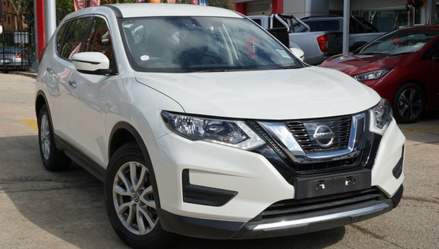 Demo Nissan X-Trail T32 Series II ST X-tronic 2WD, 2018 Nissan X-Trail T32 Series II ST X-tronic 2WD Snow Storm 7 Speed Constant Variable Wagon
