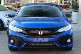 2019 Honda Civic MY20 VTi-LX Blue Continuous Variable Hatchback