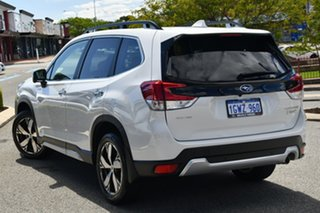 2019 Subaru Forester S5 MY20 Hybrid S CVT AWD Crystal White 7 Speed Constant Variable Wagon Hybrid.