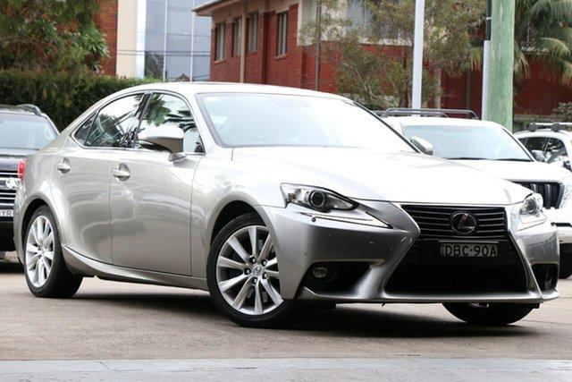 Used Lexus IS GSE31R IS350 Luxury, 2015 Lexus IS GSE31R IS350 Luxury Silver 8 Speed Sports Automatic Sedan