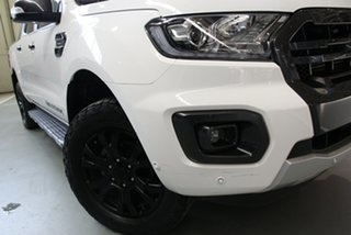 2019 Ford Ranger PX MkIII MY19 Wildtrak 2.0 (4x4) White 10 Speed Automatic Double Cab Pickup