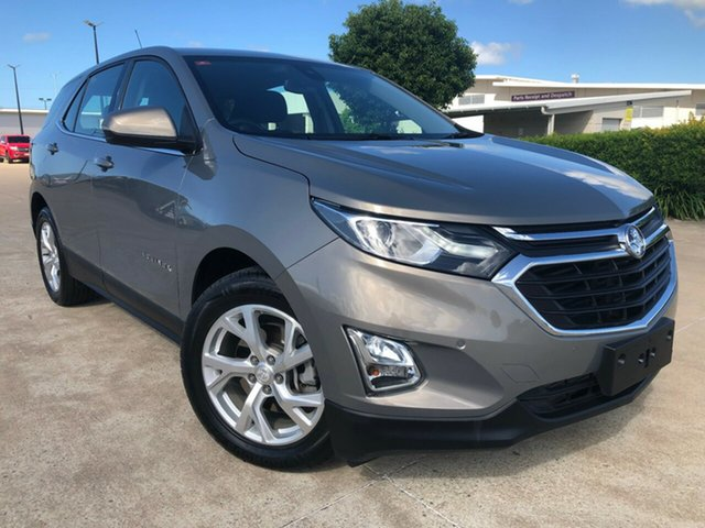 Used Holden Equinox EQ MY18 LT FWD, 2018 Holden Equinox EQ MY18 LT FWD Gold 9 Speed Sports Automatic Wagon