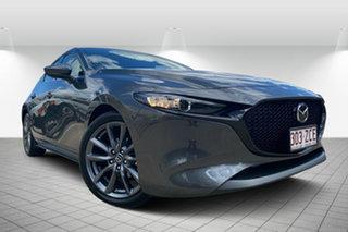 2019 Mazda 3 BN5478 Touring SKYACTIV-Drive Grey 6 Speed Sports Automatic Hatchback.