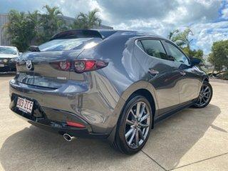 2019 Mazda 3 BN5478 Touring SKYACTIV-Drive Grey 6 Speed Sports Automatic Hatchback
