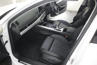 2016 Audi A4 B9 8W MY17 Sport S Tronic White 7 Speed Sports Automatic Dual Clutch Sedan