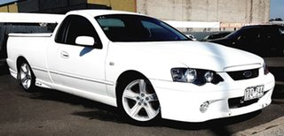 2005 Ford Falcon BA Mk II XR8 V8 BOSS 6 Speed Manual Utility.