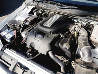 2005 Ford Falcon BA Mk II XR8 V8 BOSS 6 Speed Manual Utility