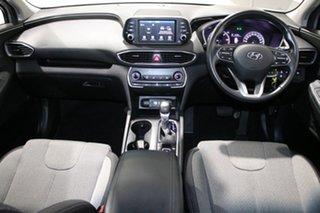 2018 Hyundai Santa Fe DM5 MY18 Active CRDi (4x4) Typhoon Silver 6 Speed Automatic Wagon