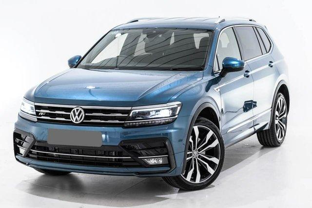 Used Volkswagen Tiguan 5N MY19.5 162TSI Highline DSG 4MOTION Allspace, 2019 Volkswagen Tiguan 5N MY19.5 162TSI Highline DSG 4MOTION Allspace Blue 7 Speed
