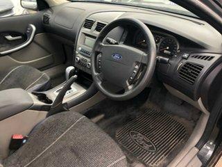 2007 Ford Falcon BF Mk II XL Ute Super Cab Grey 4 Speed Sports Automatic Utility