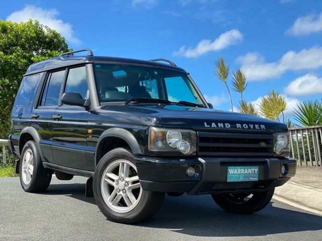 Used Land Rover Discovery 03MY SE, 2003 Land Rover Discovery 03MY SE Black 4 Speed Automatic Wagon