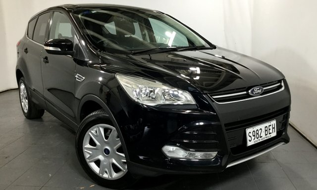 Used Ford Kuga TF Ambiente 2WD, 2014 Ford Kuga TF Ambiente 2WD Black 6 Speed Manual Wagon