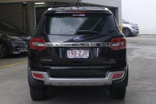 2019 Ford Everest UA II 2019.00MY Trend 4WD Shadow Black 6 Speed Sports Automatic Wagon