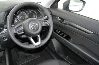 2019 Mazda CX-5 KF4WLA Maxx SKYACTIV-Drive i-ACTIV AWD Sport Sonic Silver 6 Speed Sports Automatic