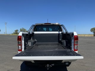 2019 Ford Ranger PX MkIII 2019.75MY XLT Pick-up Double Cab Arctic White 6 Speed Sports Automatic