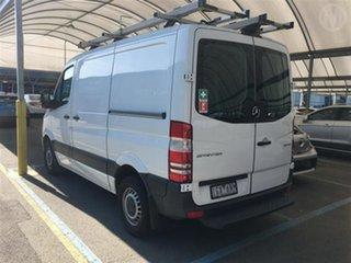 2016 Mercedes-Benz Sprinter 906 MY14 313CDI MWB White 6 Speed Manual Van.