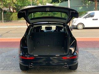 2015 Audi Q5 8R TFSI Black Sports Automatic Wagon