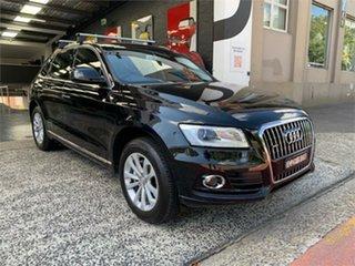 2015 Audi Q5 8R TFSI Black Sports Automatic Wagon.