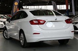 2018 Holden Astra BL MY17 LS Plus White 6 Speed Automatic Sedan.