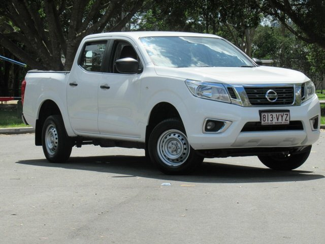 Used Nissan Navara D23 DX 4x2, 2015 Nissan Navara D23 DX 4x2 White 6 Speed Manual Utility