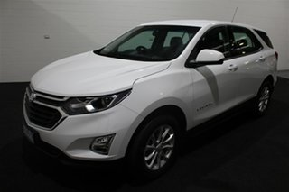 2018 Holden Equinox EQ MY18 LS FWD Summit White 6 Speed Sports Automatic Wagon