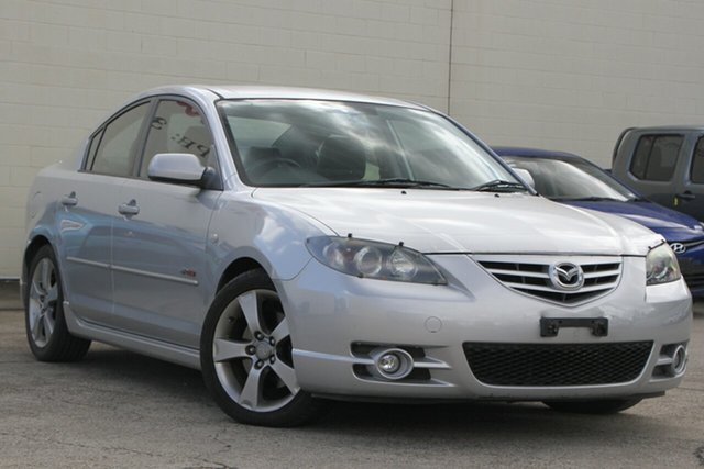 Used Mazda 3 BK1031 SP23, 2005 Mazda 3 BK1031 SP23 4 Speed Sports Automatic Sedan