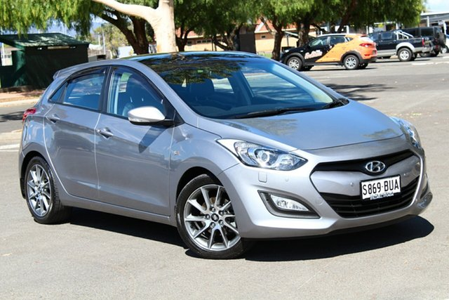 Used Hyundai i30 GD2 SR, 2013 Hyundai i30 GD2 SR Grey 6 Speed Sports Automatic Hatchback